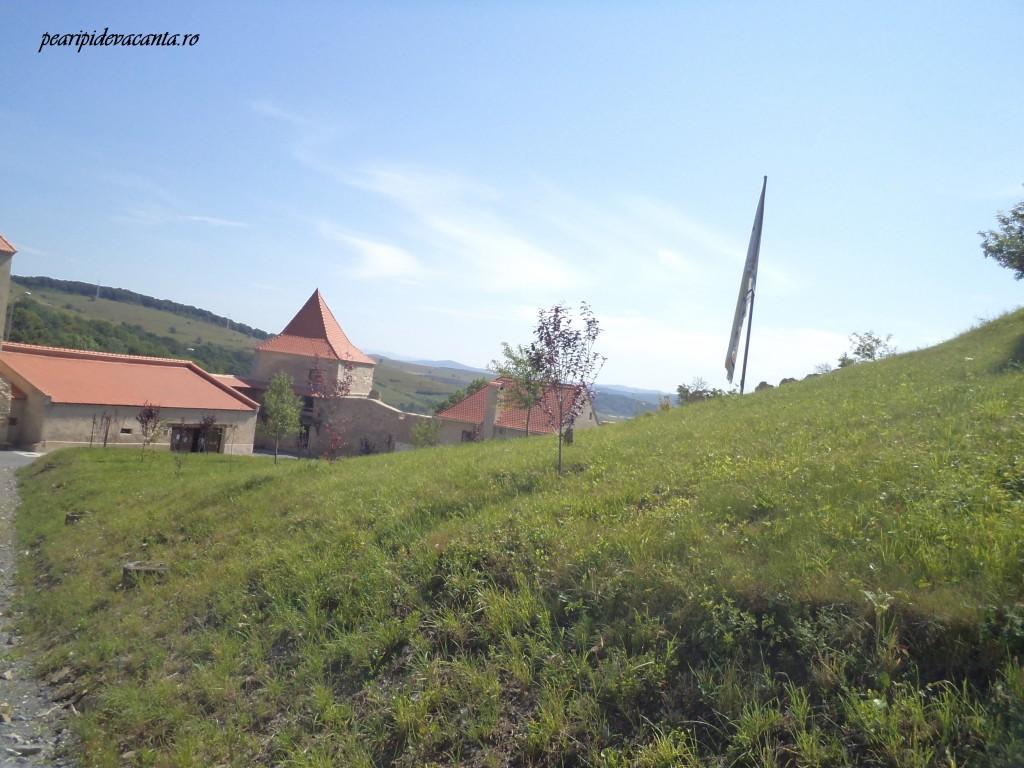 Cetatea Rupea 6