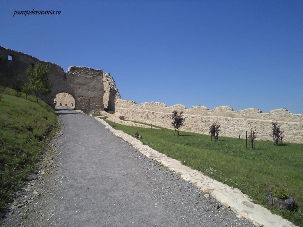 Cetatea Rupea 7