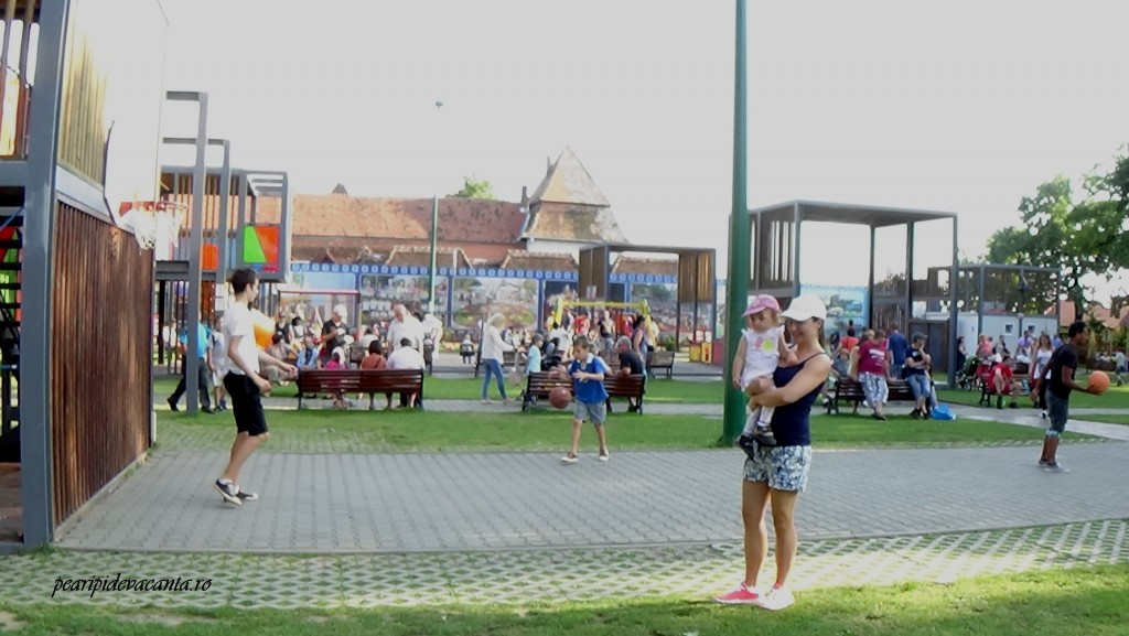 Parc Targu Mures 5