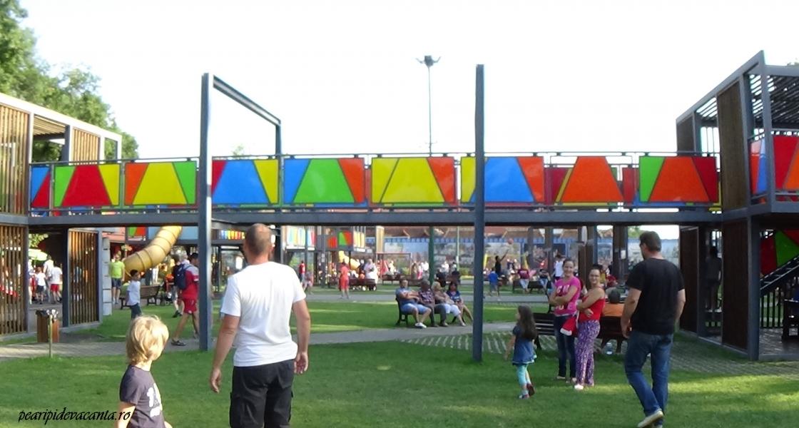 Parcul de distractii Targu Mures