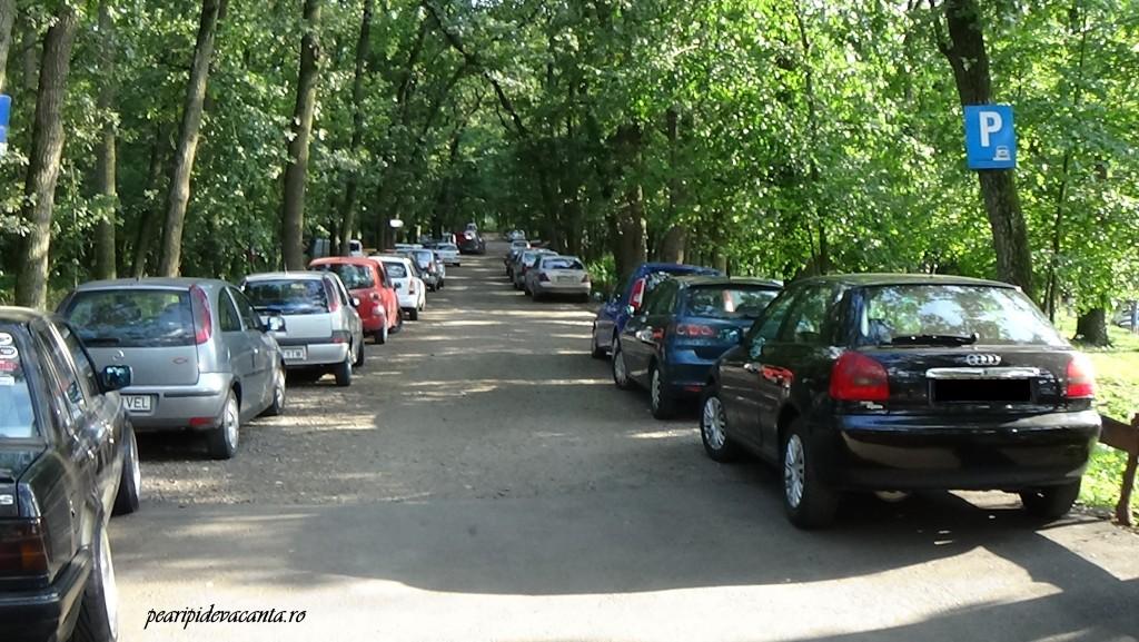 Parcare Parc Targu Mures