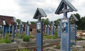 Cimitirul Vesel de la Sapanta – intre durere si amuzament