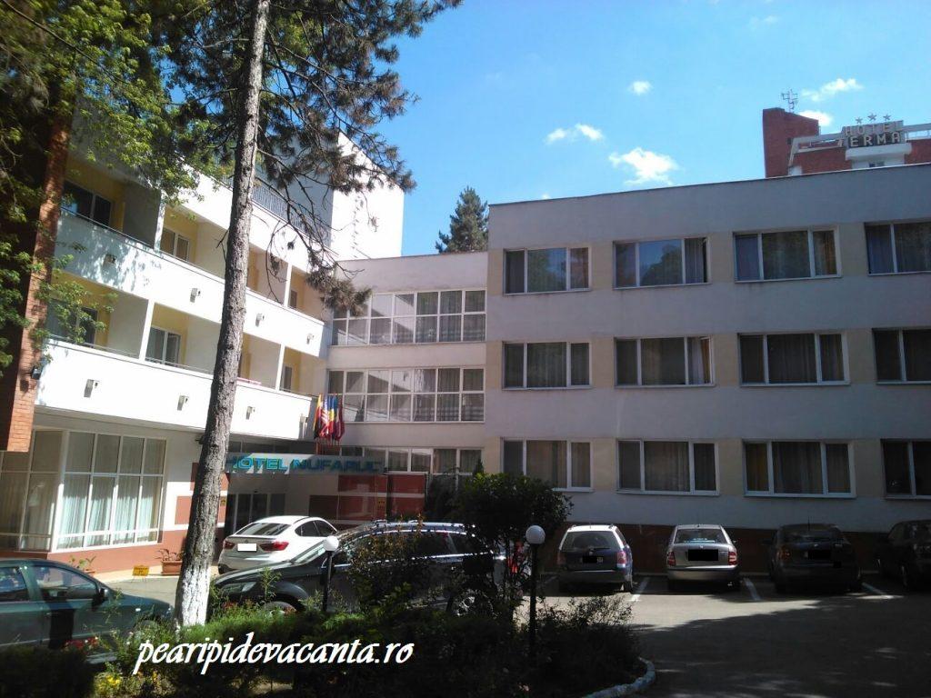 Hotel Nufarul si Hotel Termal