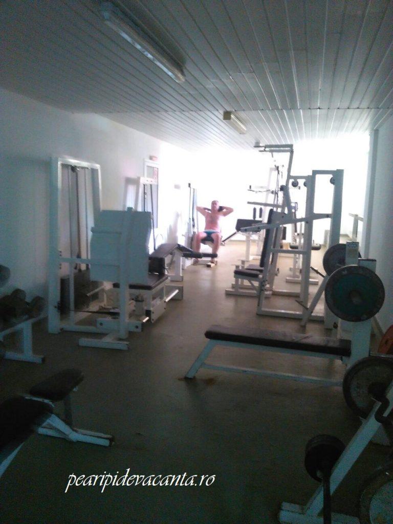 sala de fitness H.Nufarul