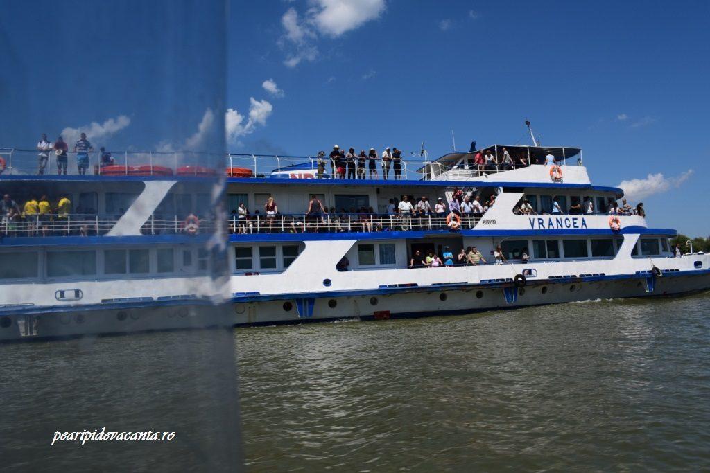 Pasagerul Tulcea - Sulina