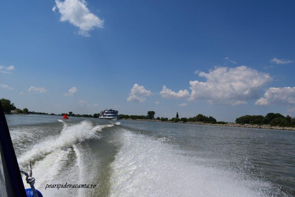 Pasagerul pe Dunare