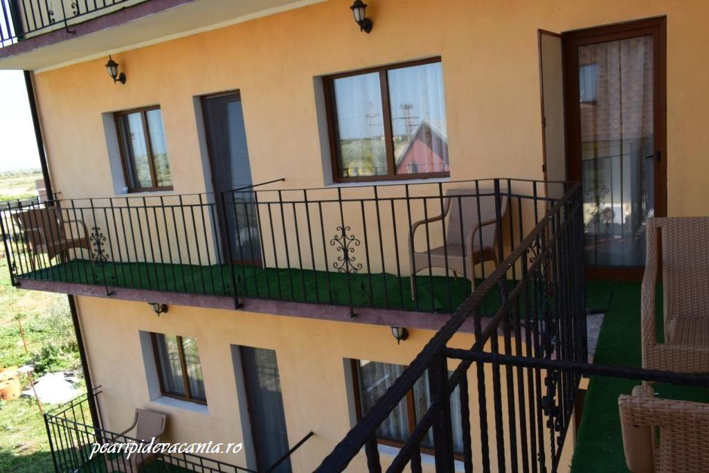 Casa Sibiana Sulina - Balcoane