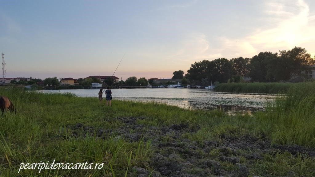 Casa Sibiana Sulina - La pescuit