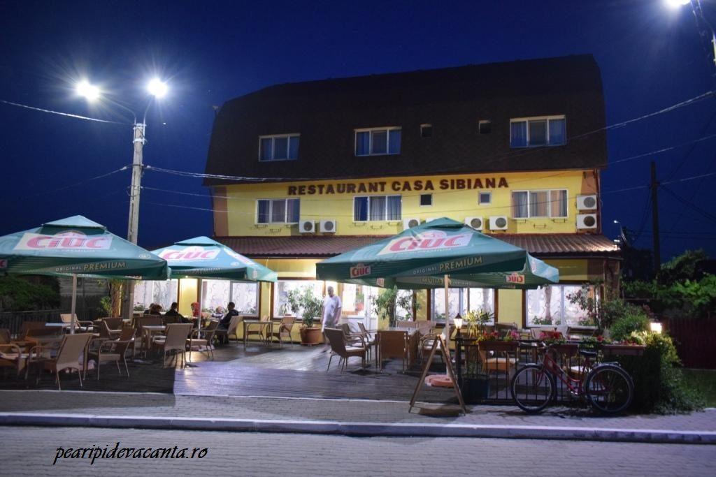 Casa Sibiana Sulina - Terasa